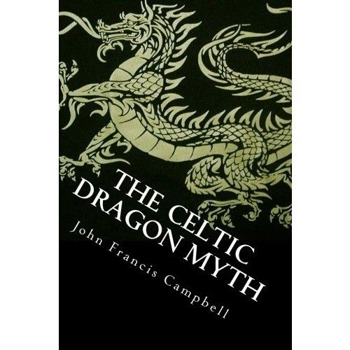 Book Book: Celtic Dragon Myth