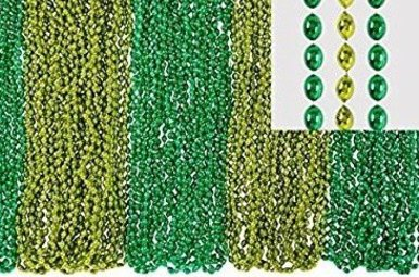 Beads: Lucky Irish Necklace