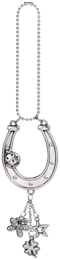 Charms: Horseshoe Car Charm