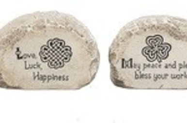 Charms: Stone Figurines
