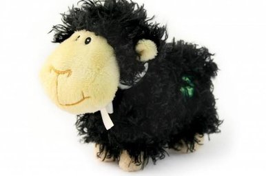 Toy: Huggable Sheep, Shaggy