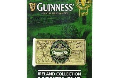 Guinness: Money Clip, St James Gate