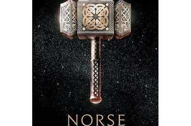 Book: Norse Mythology, Gaiman Hardback
