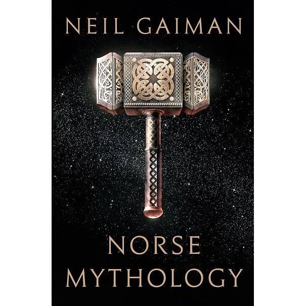 Book Book: Norse Mythology, Gaiman Hardback