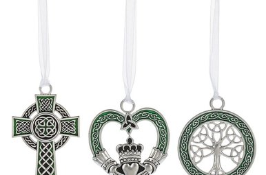 Ornament: Irish Blessings