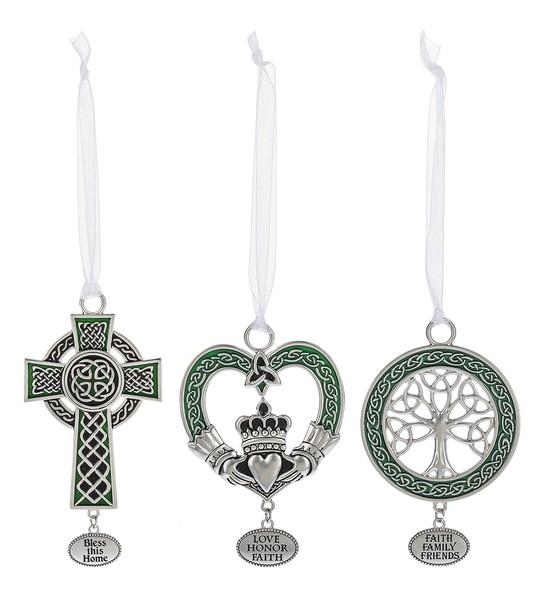 Ornament: Irish Blessings