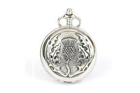 Pocket Watch: Single Thistle