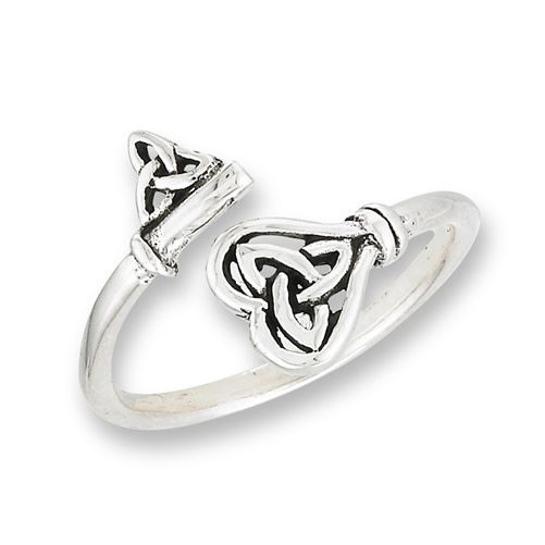 Ring: Double Triquetra, SS