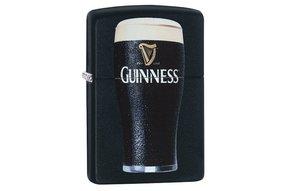 Lighter: Zippo, Guinness