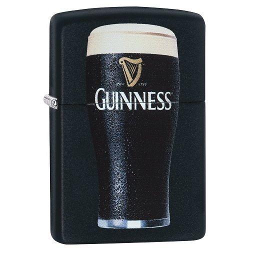 Lighter: Zippo Guinness Pint