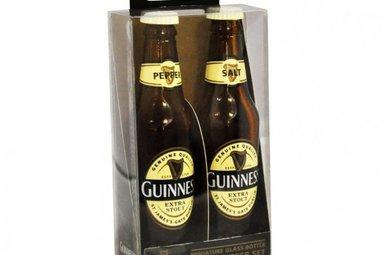 Guinness: Salt & Pepper Shaker