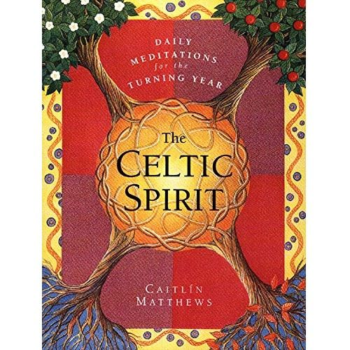 Book Book: Celtic Spirit - Daily Meditations for the Turning Year