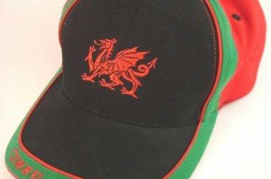 Hat: Welsh Green Brim
