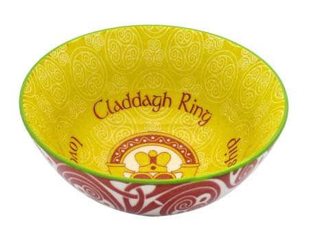 Clara Bowl: Claddagh Ring