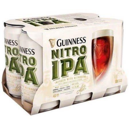 Guinness Beer: Guinness Nitro IPA 6 Pack