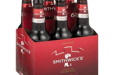 Beer: Smithwicks Irish Ale, 6 Pack