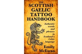 Book: Scottish Gaelic Tattoo Handbook