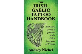 Book: Irish Gaelic Tattoo Handbook