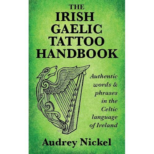 Book Book: Irish Gaelic Tattoo Handbook