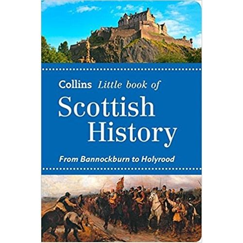 Book Book: Scottish History, Collins, Little