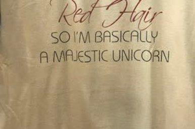 T Shirt: Only 2% Majestic Unicorn