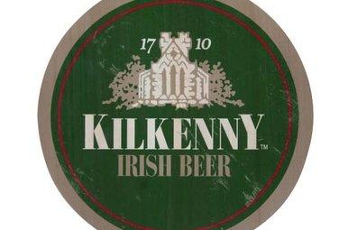 Kilkenny: Green Vintage Wooden BottleTop