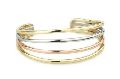 Bracelet: Bangle 3 Color Strand