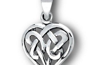 Pendant: SS Celtic Heart
