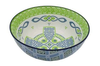 Bowl: Celtic Cross