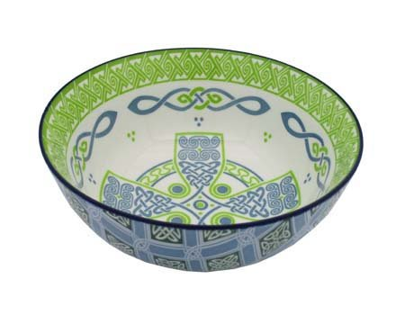Clara Bowl: Celtic Cross