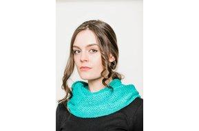 Snood: Orkney Linen/Cotton Terenure