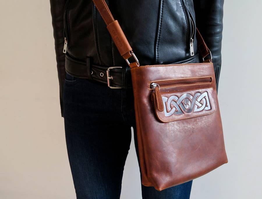 Bag: Mary Leather Rustic Tan
