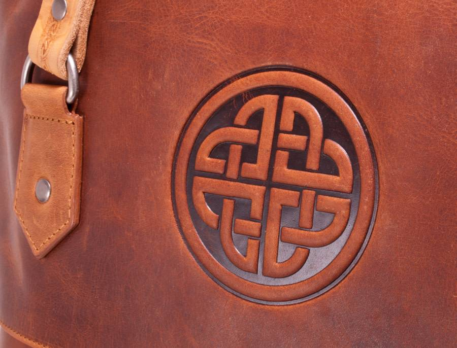 Bag: Rustic Tan Leather