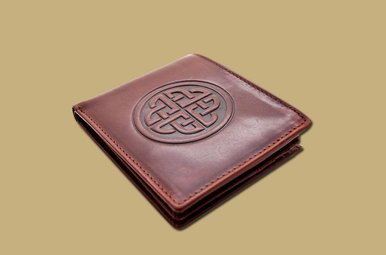 Wallet: Conan Leather Black