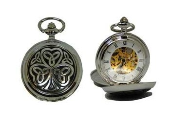 Pocket Watch: Shamrock