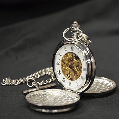 Pocket Watch: Tree of LIfe