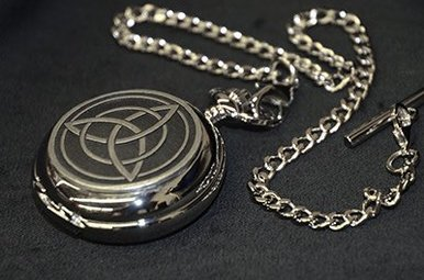 Pocket Watch: Trinity