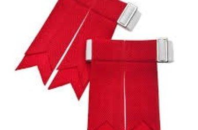 Kilt Flashes: Red