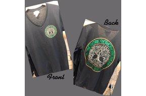 T Shirt: Tree of Life