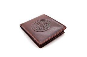 Wallet: Conan Leather Tan