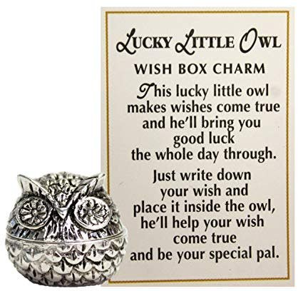 Charm: Lucky Little Owl