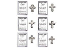 Charms: Blessings Pocket Crosses