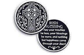Pocket Token: Celtic Cross