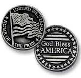 Pocket Token: Bless USA