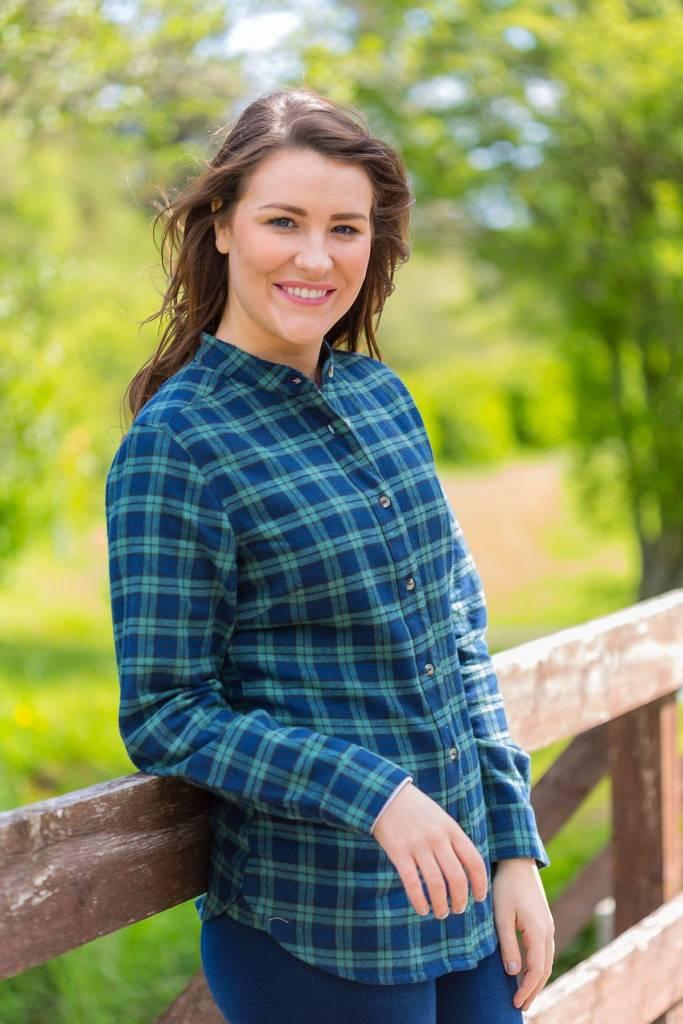 Shirt: Ladies Flannel