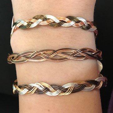 Bracelet Bangle Braided