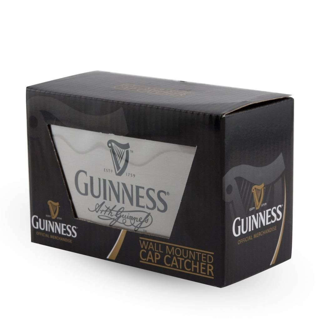 Guinness: Bottle Cap Catcher