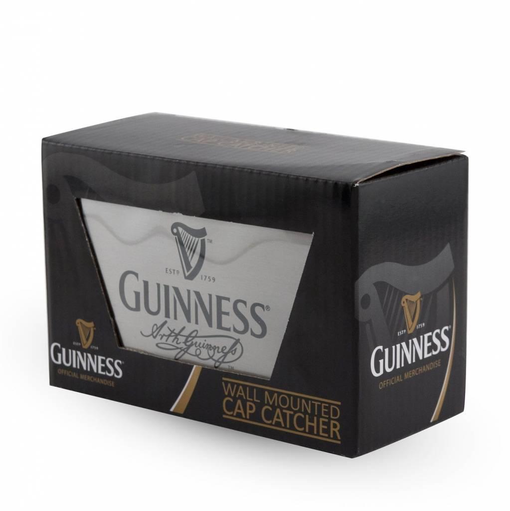 Guinness: Bottle Cap Catcher