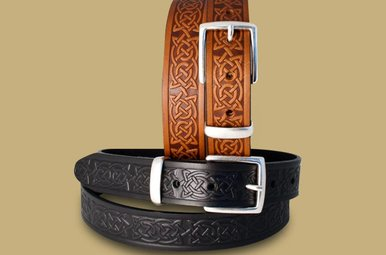 Belt: Owen Leather