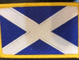 Patch: Scotland Flag